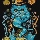 «Impresiones Wondercat» de Letter-Q