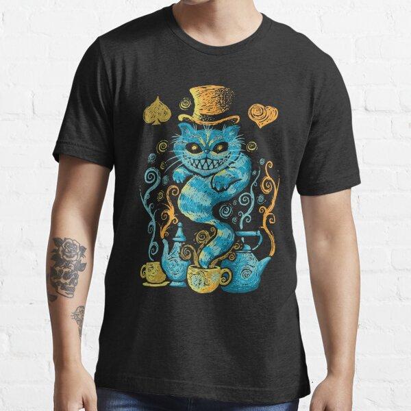 Wondercat Impressions T-shirt essentiel