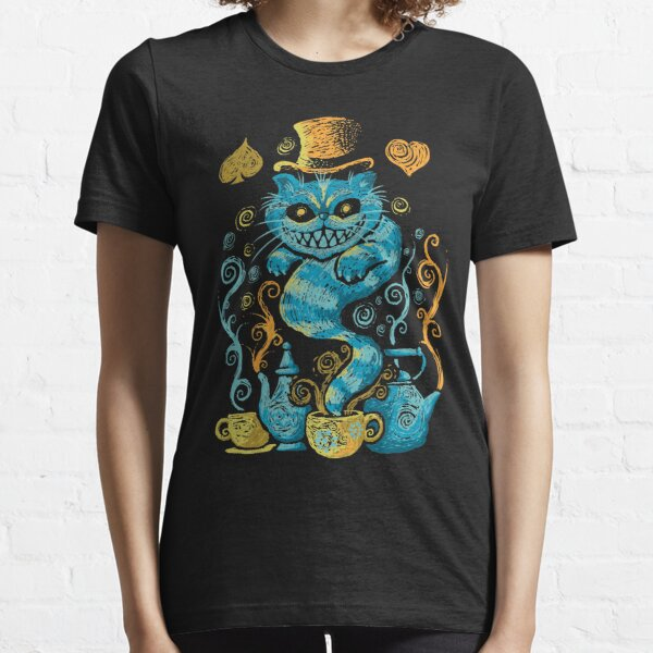 Wondercat Impressions Essential T-Shirt