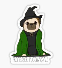Professor Pugonagall Sticker