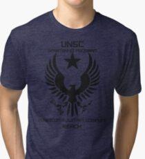 Spartan II Training Program Tri-blend T-Shirt