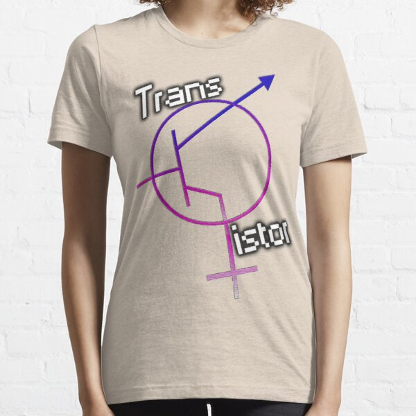 Trans-istor Essential T-Shirt