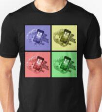 Tardis Pop Art T-Shirt