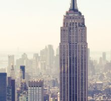 New York City, Empire State Building   iPhone/iPod Sticker