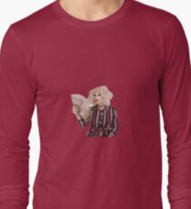 Katya Zamolodchikova Long Sleeve T-Shirt