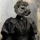 Miss Squirrel by gothicolors