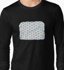 Crumpled Long Sleeve T-Shirt