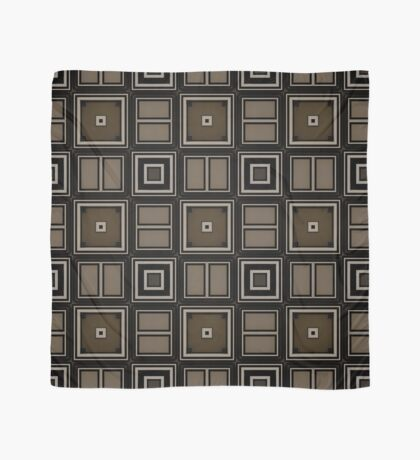 Earthy Taupe Design by Julie Everhart Scarf