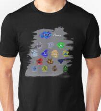 The 100 Clans (Dark) Unisex T-Shirt