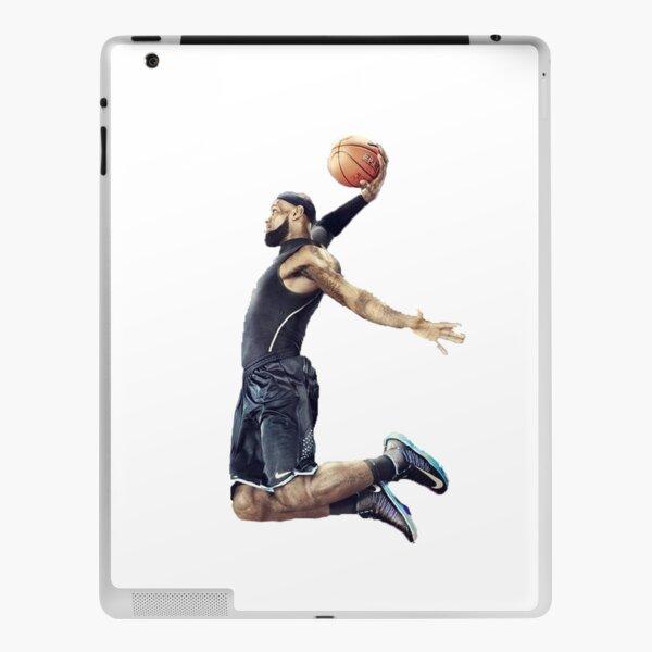 LeBron James Dunking Collection iPad Skin