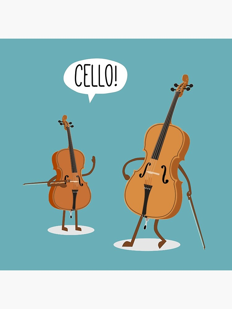 Cello! by Caretta