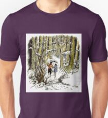 The Lion, The Witch and The Wardrobe By CS Lewis T-Shirt