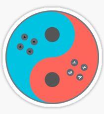 Yin Yang Switch Sticker
