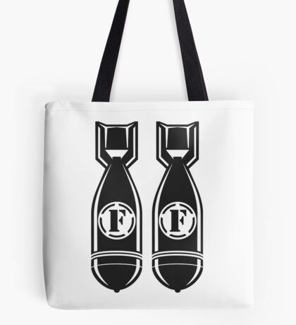 Double F BOMBS Tote Bag