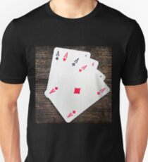 Poker of Aces T-Shirt