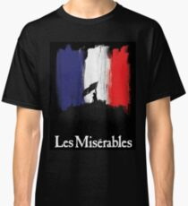 Les Miserables poster Classic T-Shirt