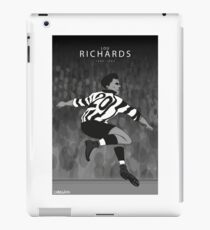 Lou Richards iPad Case/Skin