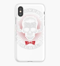 Pee Wee loner rebel iPhone Case/Skin