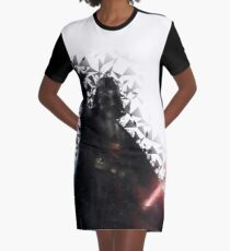 sith Lord Graphic T-Shirt Dress