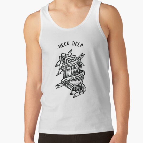Neck Deep Tank Top