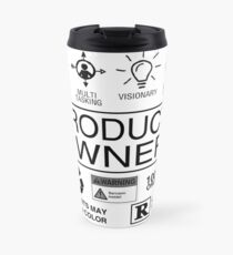 Product Owner Travel Mug