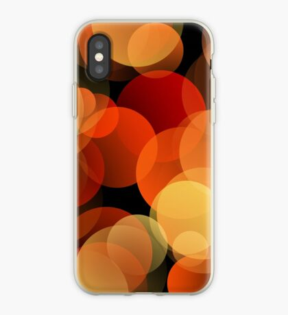 Dots Upon Dots by Julie Everhart iPhone Case