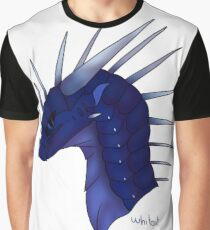 Wings of Fire Whiteout Graphic T-Shirt