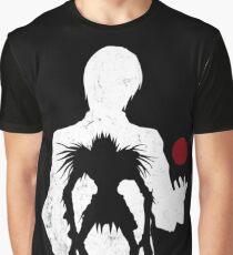 Death Note - Kira & Ryuk Graphic T-Shirt