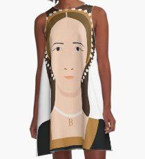 Anne Boleyn A-Line Dress
