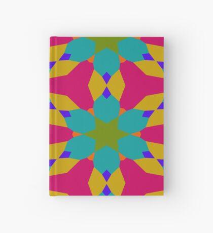 Groovy Flower Design by Julie Everhart Hardcover Journal