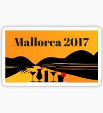 Mallorca 2017 Sticker