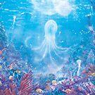 Jellyfish Sea  by orioto