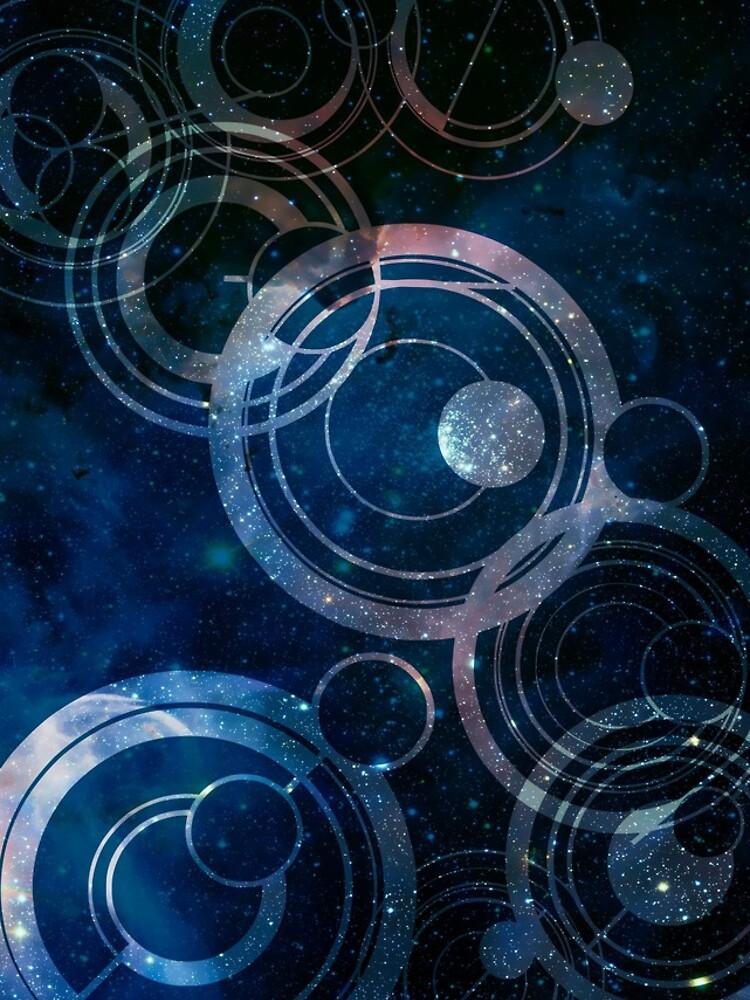 Gallifreyan-Galaxie von fatherbananas