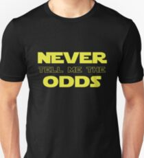 Han Solo Quote Unisex T-Shirt