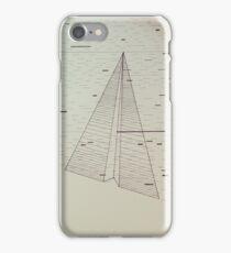 Paperplane 1 iPhone Case/Skin