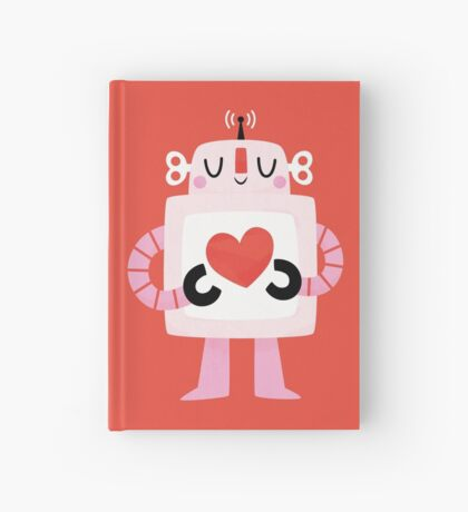Love Robot Hardcover Journal