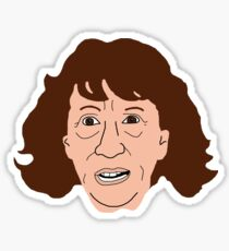 Elena from Billy on the Street Sticker