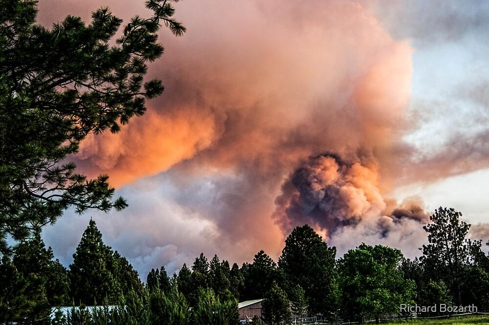Firestorm/Tumalo by Richard Bozarth