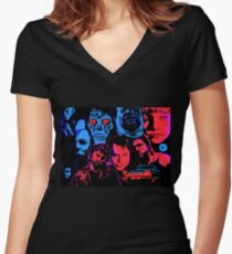 John Carpenter Women's Fitted V-Neck T-Shirt