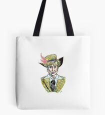 Pimpin' Mrs Hudson Tote Bag