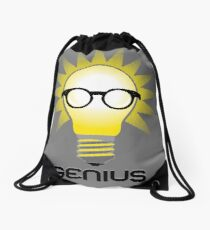 Genius Drawstring Bag