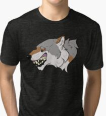 Wolfish Tri-blend T-Shirt