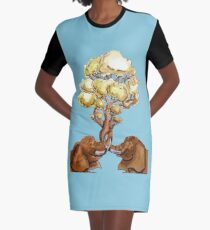 Baobab Fusion Vestido camiseta