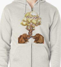 Baobab Fusion Sudadera con capucha y cremallera