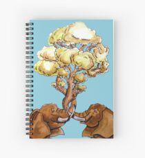 Baobab Fusion Cuaderno de espiral