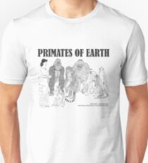 Primates of Earth T-Shirt