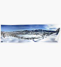 Yampa Valley - Steamboat Springs Poster