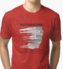 Phytosaurs! Tri-blend T-Shirt