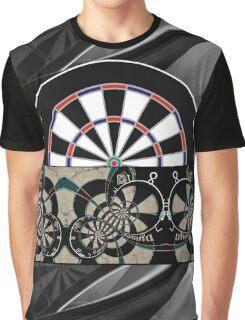 Abstract Darts Shirt Graphic T-Shirt