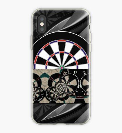 Abstract Darts Shirt iPhone Case